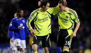 Chelsea đã từng có một cặp trung vệ siêu hoàn hảo
