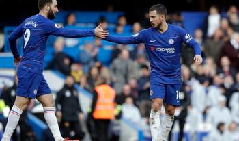 Hàng công của Chelsea quá tệ dù sở hữu siêu sao!