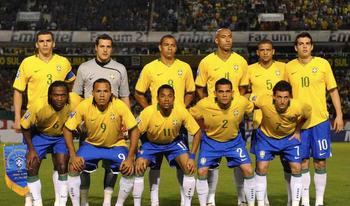 Brazil trong thời kỳ chuyển giao thế hệ, vang bóng 1 thời