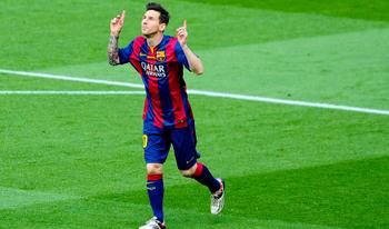 Messi, sự khổ luyện không ngừng, đằng sau những vẻ mà người đời thấy