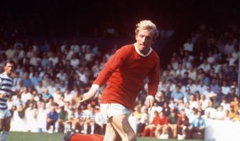 Về Denis Law: Về một hiệp sĩ ngự lâm của bóng đá Anh