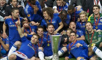 Chelsea và ký ức chung kết Europa League 2013
