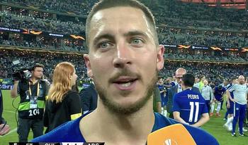 HOT: Hazard xác nhận rời Chelsea