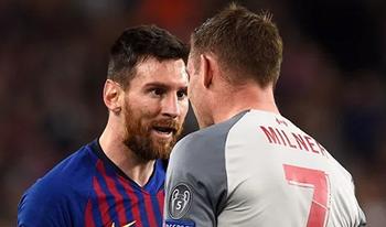 """Messi cay cú gọi cầu thủ Liverpool là """"con lừa"""""""