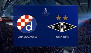 Link Sopcast, Acestream, Dinamo Zagreb và Rosenborg, 02h00 ngày 22-08-2019