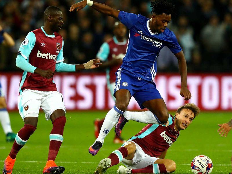 Trực tiếp Chelsea vs West Ham United
