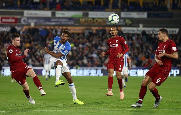 Trực tiếp Liverpool vs Huddersfield Town