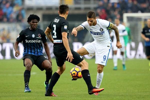 Trực tiếp Inter Milano vs Atalanta Calcio