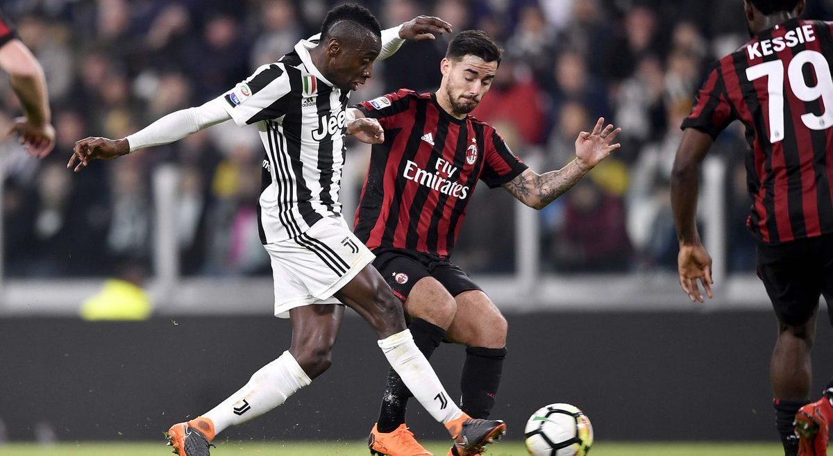 Trực tiếp Juventus vs AC Milan
