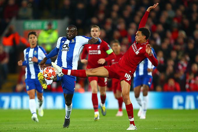 Trực tiếp FC Porto vs Liverpool