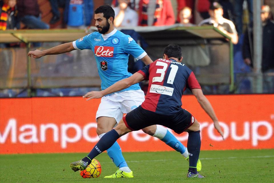 Trực tiếp Napoli vs Genoa