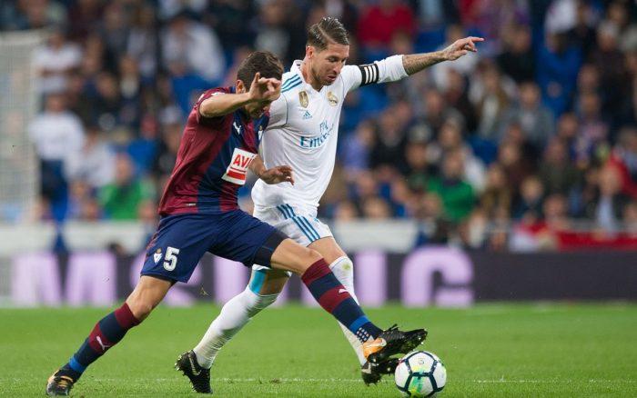 Trực tiếp Real Madrid vs Eibar
