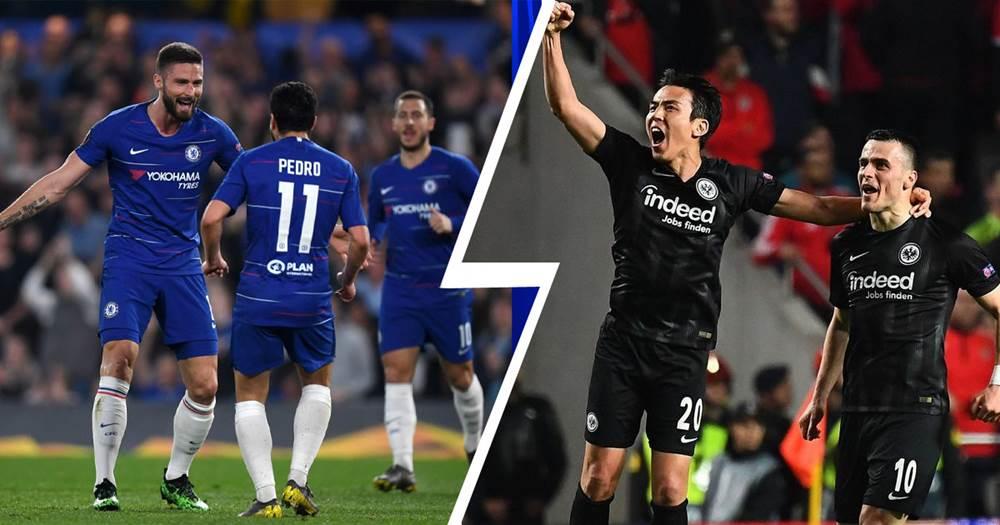 Trực tiếp Chelsea vs Eintracht Frankfurt