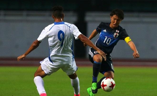 Trực tiếp U20  Ý vs U20 Nhật Bản