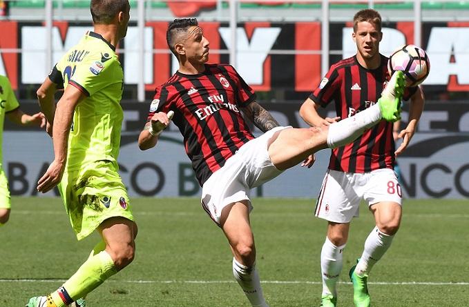 Trực tiếp AC Milan vs Bologna