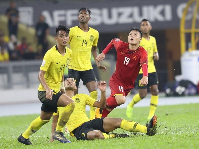 Trực tiếp Việt Nam vs Malaysia xem ở đâu